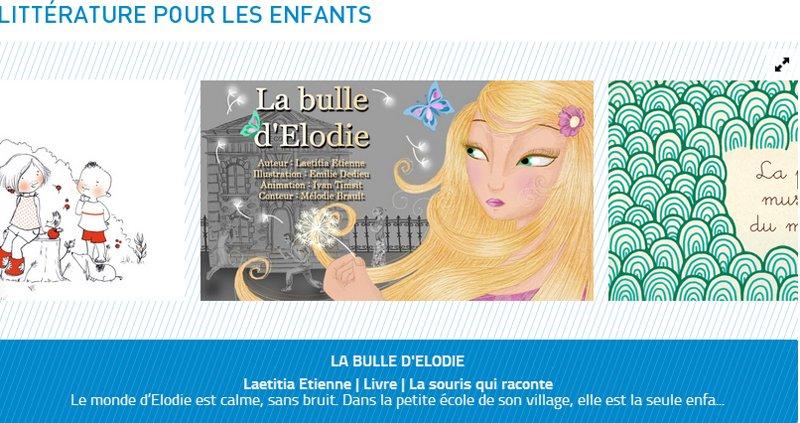 sds1 Culturethque สมาคมฝรั่งเศสเปิดตัวห้องสมุดวัฒนธรรมฉบับดิจิตอล