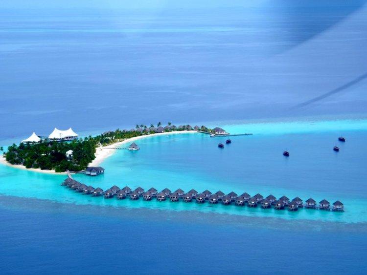 Arial 750x563 10 มัลดีฟส์ รีสอร์ท ราคาคนไทยแบบ All Inclusive ห้ามพลาดถ้าคิดจะไปเที่ยว Maldives