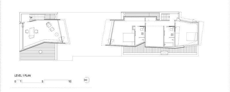 IMG 1212 บ้านในเมือง ที่นำเอา งานGraffiti มาเป็นองค์ประกอบของบ้าน