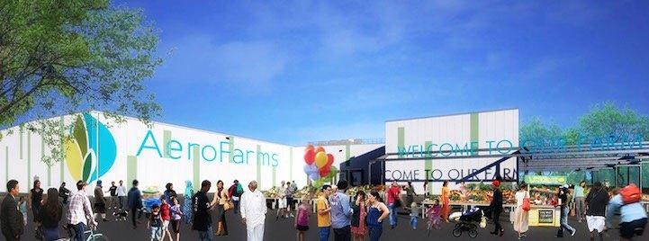 เปลี่ยนโรงงานเหล็กเก่ามาเป็นสวนผักแนวตั้งที่ใหญ่ที่สุดในโลก 17 - Farm
