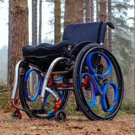 """เปลี่ยนการออกแบบ""""ล้อจักรยาน"""" ใช้สปริงแทนซี่ล้อ ช่วยลดการกระแทก 13 - innovation"""