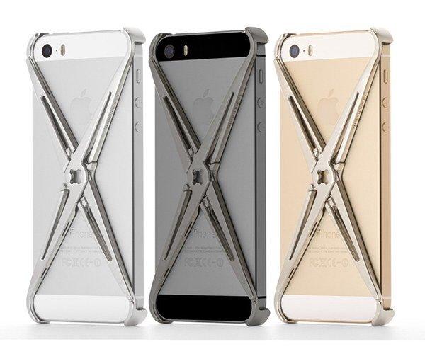 eXo iPhone case.. แรงบันดาลใจจากระบบโครงกระดูก รับแรงกระแทกได้อย่างง่ายๆ 16 - Art & Design