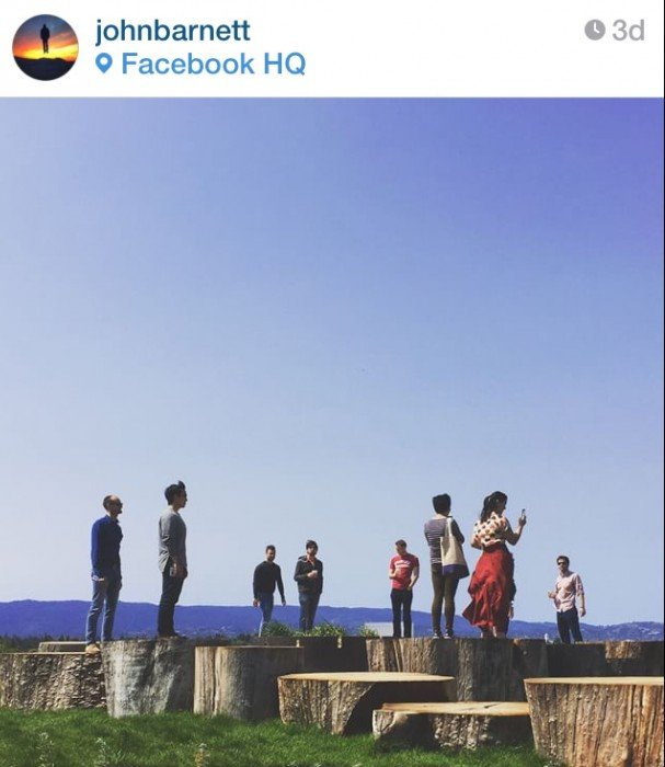 สำนักงานใหญ่ของ Facebook พื้นที่ทำงานเปิดโล่งกว้างที่สุดในโลก 28 - Facebook