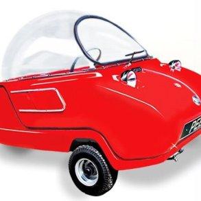 Peel P50 รถไฟฟ้าที่เล็กและน่ารักที่สุดในโลก! 17 - Car