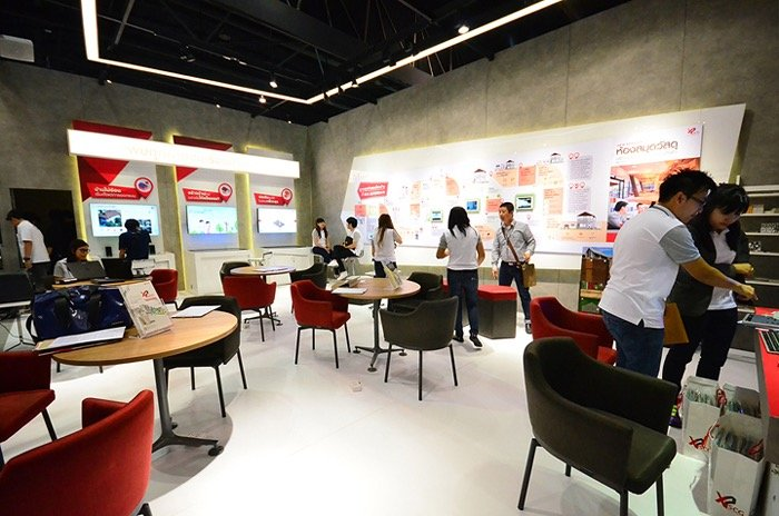 IMG 3183 ทำได้ไง? 3D Printing ซีเมนต์ใหญ่ที่สุดในโลก!! นวัตกรรมใหม่ที่บูธ SCG ในงานสถาปนิก 58