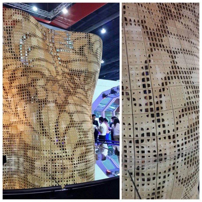 IMG 3257 ทำได้ไง? 3D Printing ซีเมนต์ใหญ่ที่สุดในโลก!! นวัตกรรมใหม่ที่บูธ SCG ในงานสถาปนิก 58