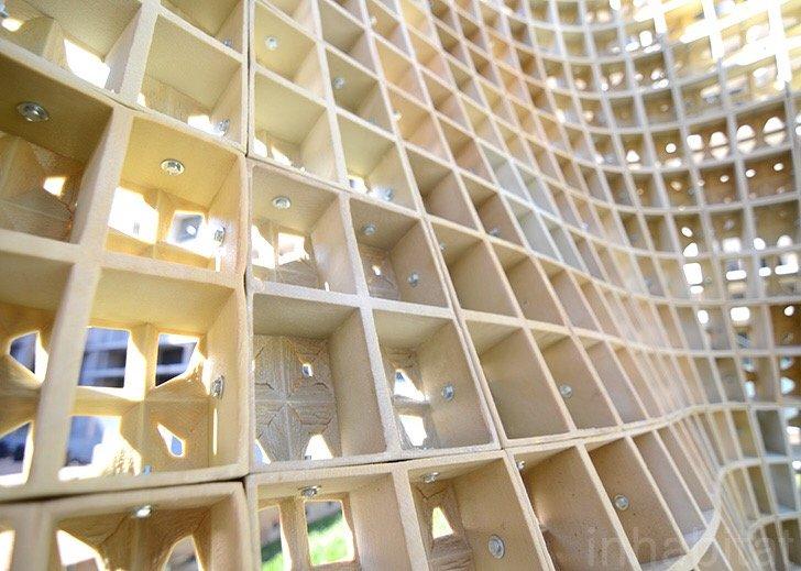บ้านแห่งอนาคต สร้างด้วยเทคโนโลยีการพิมพ์ 3 มิติ 22 - 3D