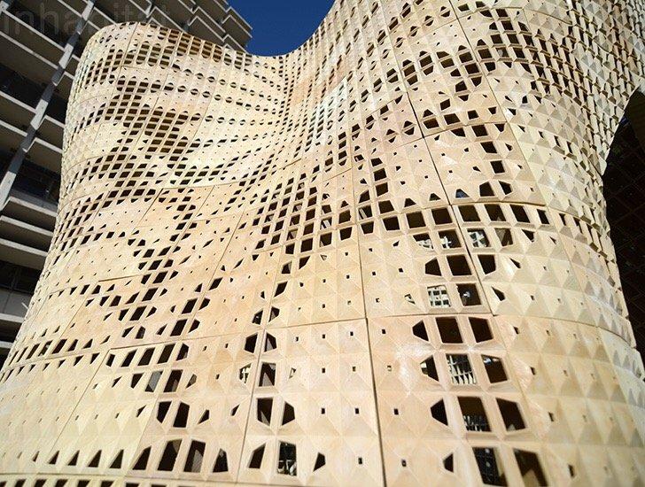 บ้านแห่งอนาคต สร้างด้วยเทคโนโลยีการพิมพ์ 3 มิติ 17 - 3D