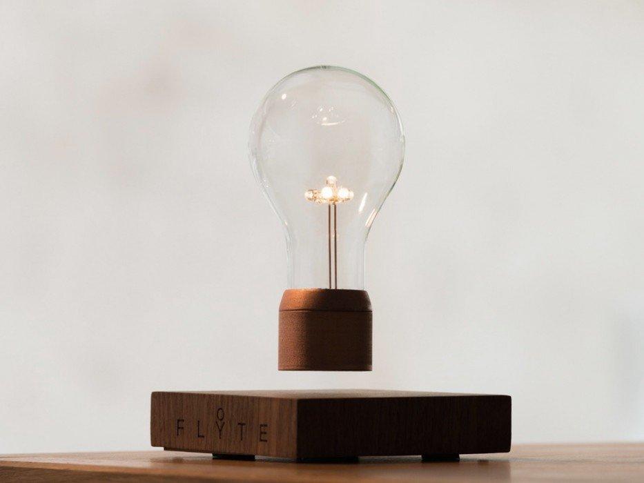 FLYTE หลอดไฟลอยได้!..ใช้พลังงานจากสนามแม่เหล็ก 14 - electromagnetic
