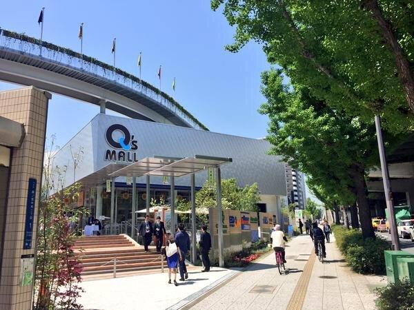 ประสบการณ์ใหม่ของคอมมูนิตี้มอลล์ เปลี่ยนดาดฟ้าเป็นลู่วิ่ง สนามบอลล์ 16 - Japan