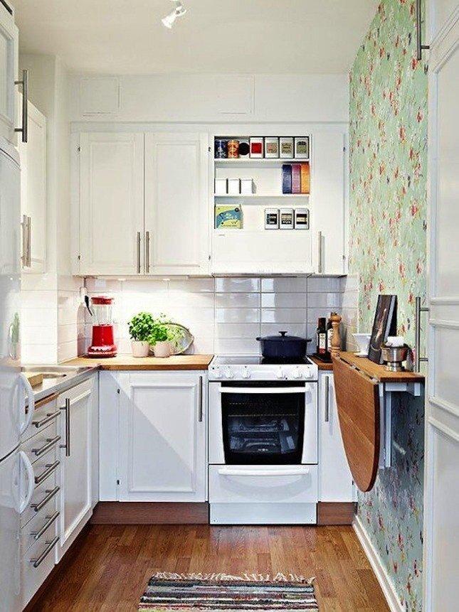 6 ไอเดียตกแต่งครัว ที่จะทำให้ครัวเล็กๆ กว้างขึ้น และยิ่งใหญ่ในบ้าน 33 - idea