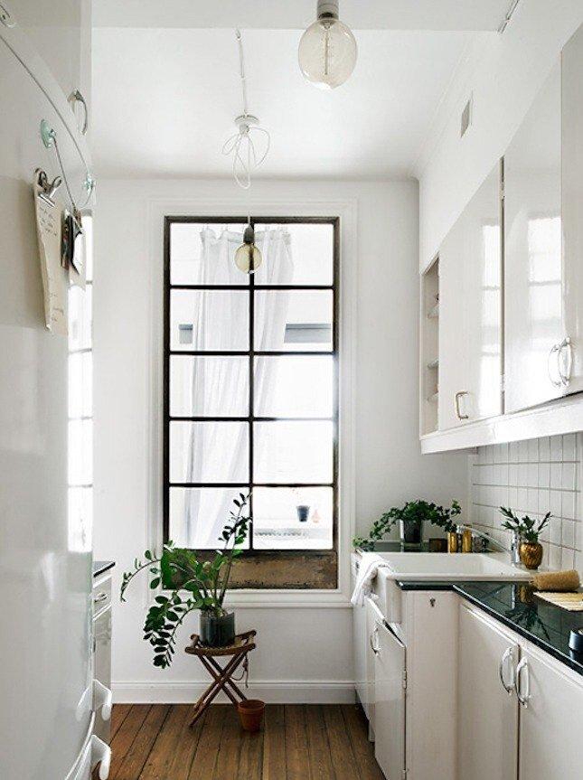 6 ไอเดียตกแต่งครัว ที่จะทำให้ครัวเล็กๆ กว้างขึ้น และยิ่งใหญ่ในบ้าน 29 - idea