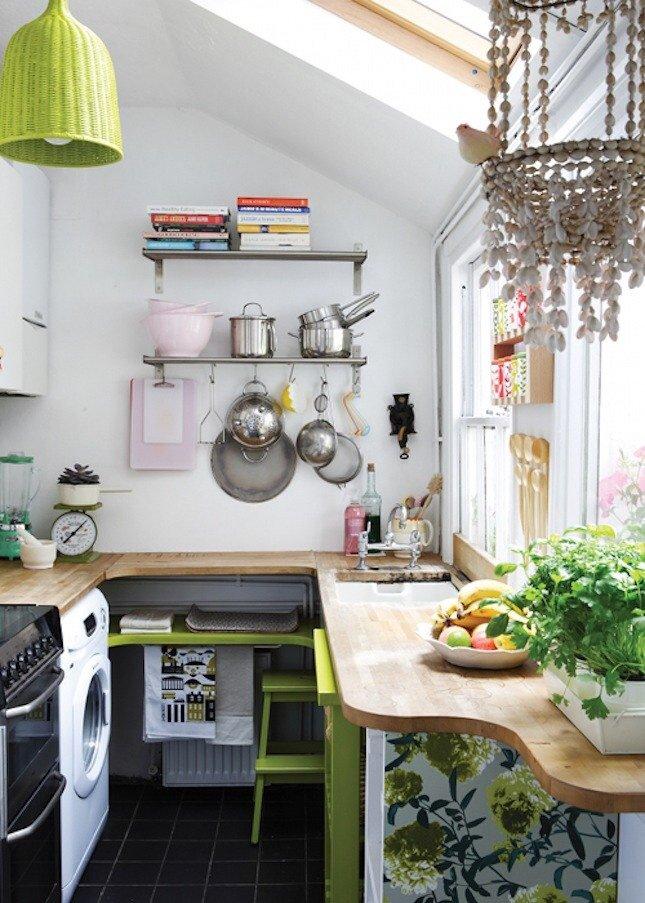 6 ไอเดียตกแต่งครัว ที่จะทำให้ครัวเล็กๆ กว้างขึ้น และยิ่งใหญ่ในบ้าน 31 - idea