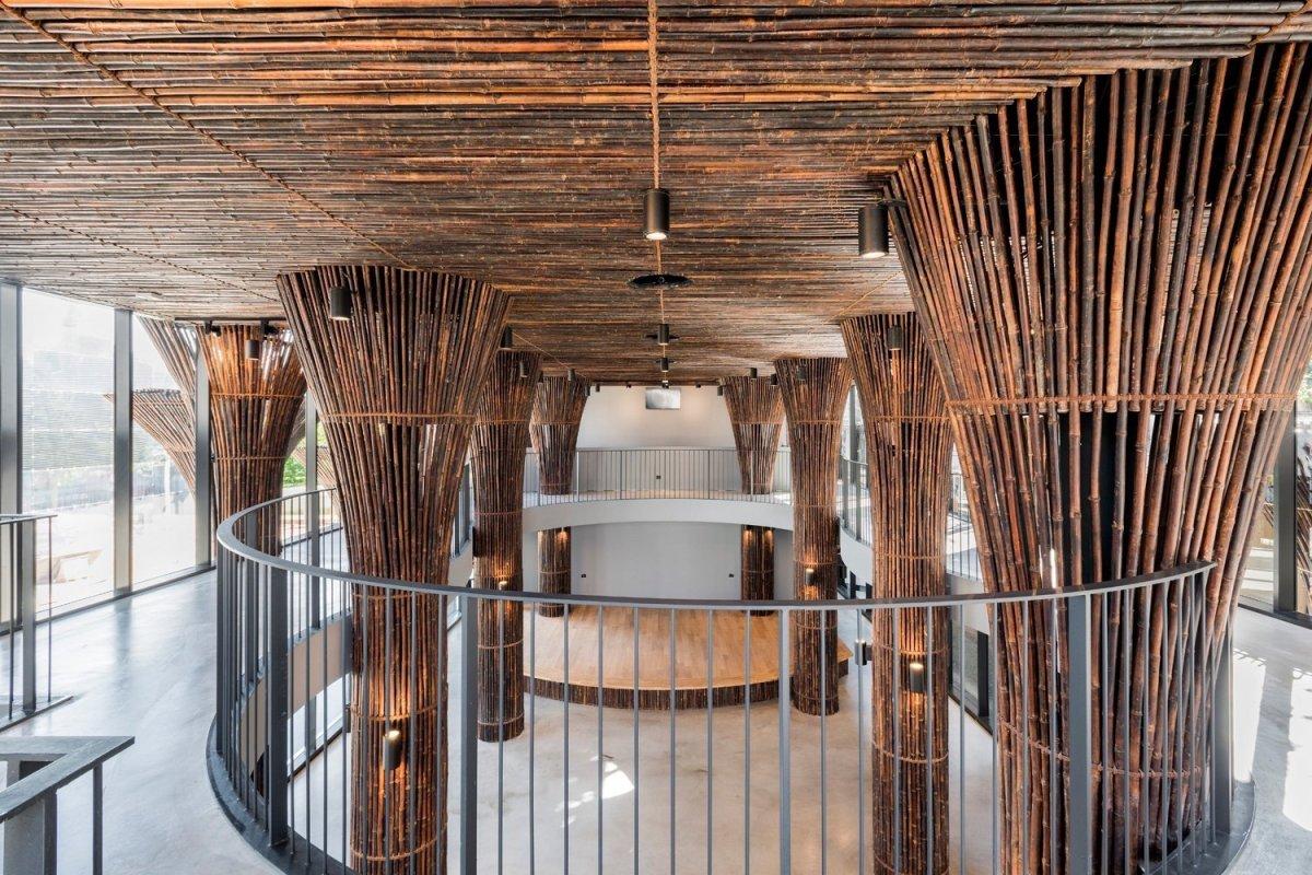 สร้างเมืองให้เหมือนป่า เพิ่มพลังชีวิตให้เมือง Vietnam Pavilion – Milan'15 27 -