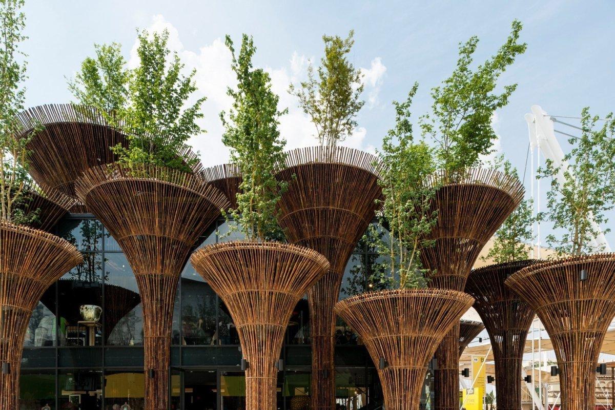 สร้างเมืองให้เหมือนป่า เพิ่มพลังชีวิตให้เมือง Vietnam Pavilion – Milan'15 28 -