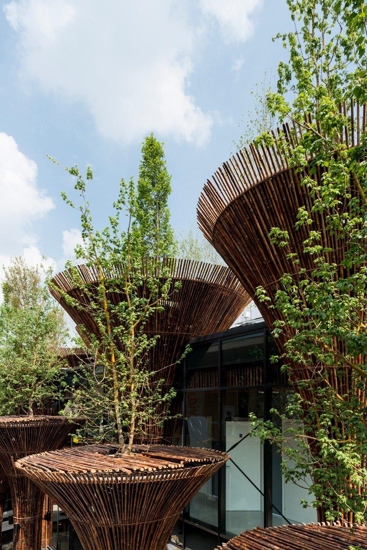 สร้างเมืองให้เหมือนป่า เพิ่มพลังชีวิตให้เมือง Vietnam Pavilion – Milan'15 22 -