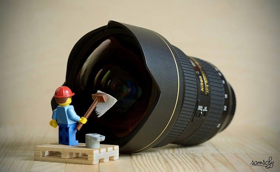 หวนคืนสู่โลกจินตนาการแบบเด็กๆ กับการถ่ายภาพ Lego 19 - Lego
