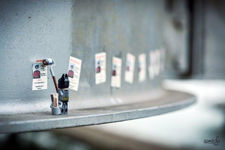 หวนคืนสู่โลกจินตนาการแบบเด็กๆ กับการถ่ายภาพ Lego 13 - Lego