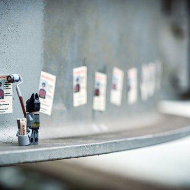 หวนคืนสู่โลกจินตนาการแบบเด็กๆ กับการถ่ายภาพ Lego 16 - Lego