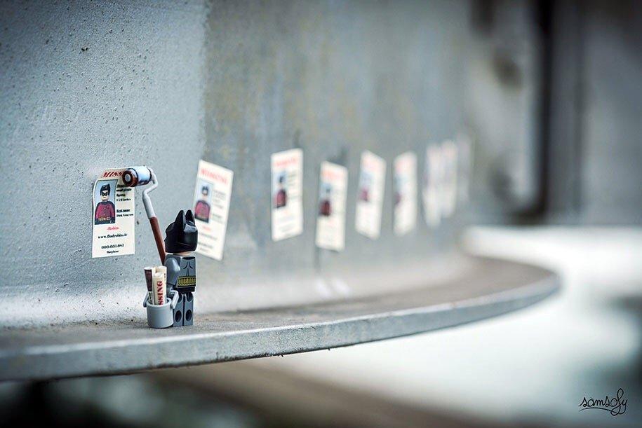 หวนคืนสู่โลกจินตนาการแบบเด็กๆ กับการถ่ายภาพ Lego 32 - Lego