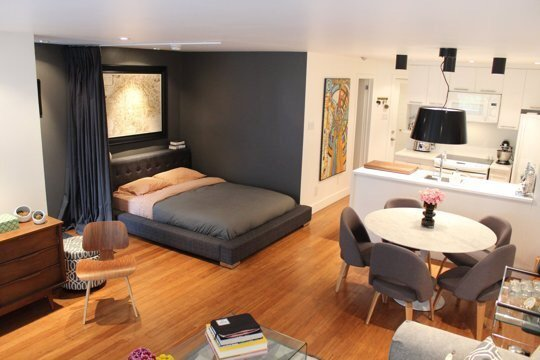 Cozy Small Home..ตกแต่งบ้านเล็กให้ดูใหญ่ และอบอุ่น สำหรับคนชอบรับแขก 14 - Apartment