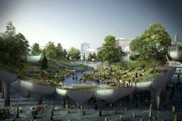 A New Floating Island Park โครงการการปรับปรุงท่าเรือให้เป็นสวนสาธารณะ 40 - ACTIVITY