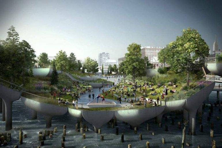 A New Floating Island Park โครงการการปรับปรุงท่าเรือให้เป็นสวนสาธารณะ 32 - ACTIVITY