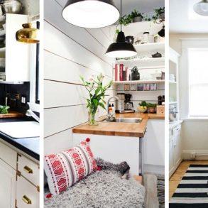 6 ไอเดียตกแต่งครัว ที่จะทำให้ครัวเล็กๆ กว้างขึ้น และยิ่งใหญ่ในบ้าน 22 - idea