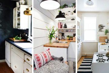 6 ไอเดียตกแต่งครัว ที่จะทำให้ครัวเล็กๆ กว้างขึ้น และยิ่งใหญ่ในบ้าน 18 - idea