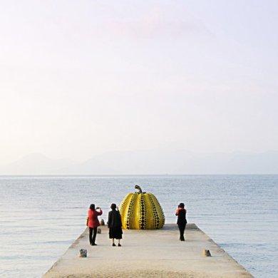 Japan's Art Island เกาะ Naoshima ที่จัดเต็มไปด้วยงานศิลปะ 14 - art museums