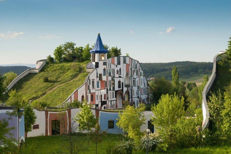 The Rogner Bad Blumau Spa รีสอร์ตสปาโอบล้อมด้วยบรรยากาศศิลปะ 29 - HEALTH
