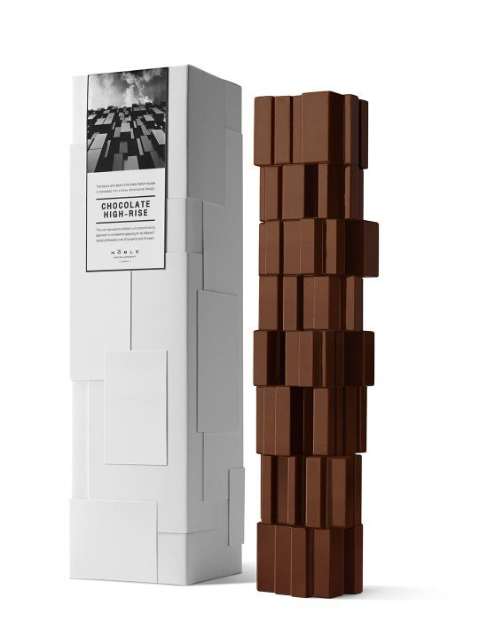 CHOCOLATE HIGH RISE เมื่อ โนเบิล คอนโดสุดยอดดีไซน์ฉลองครบ 25 ปี หน้าตาของขวัญเขาจะเป็นยังไง?