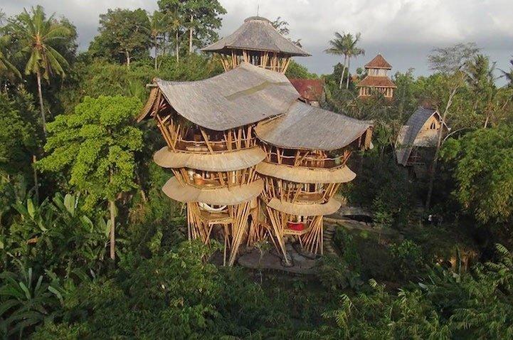 แนวคิดส่งเสริมบ้านไม้ไผ่ที่บาหลี.. ยั่งยืน สวยงาม และทนทานต่อแผ่นดินไหว 15 - bali