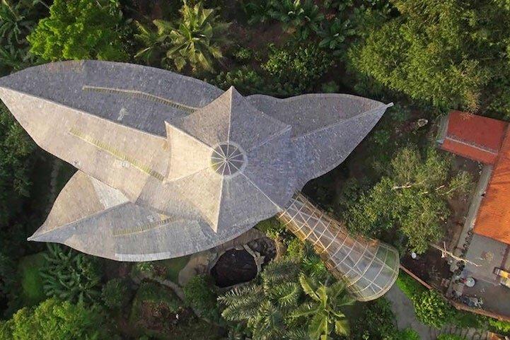 แนวคิดส่งเสริมบ้านไม้ไผ่ที่บาหลี.. ยั่งยืน สวยงาม และทนทานต่อแผ่นดินไหว 6 - bali