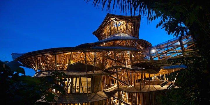 แนวคิดส่งเสริมบ้านไม้ไผ่ที่บาหลี.. ยั่งยืน สวยงาม และทนทานต่อแผ่นดินไหว 18 - bali