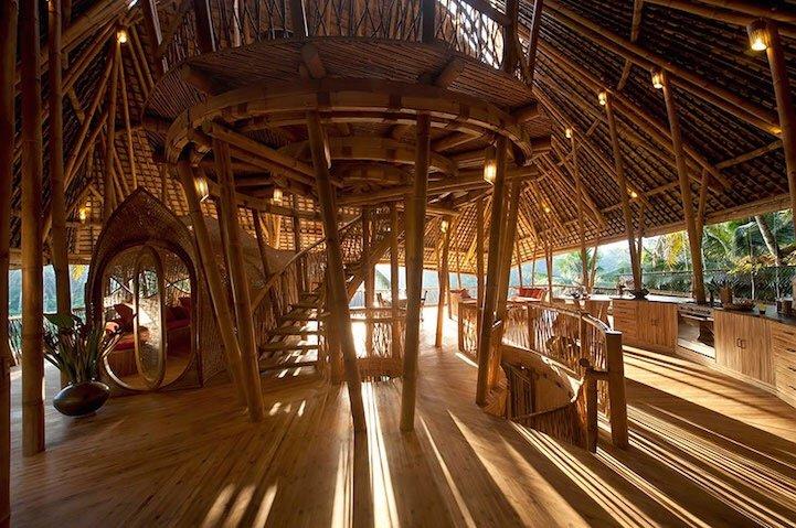 แนวคิดส่งเสริมบ้านไม้ไผ่ที่บาหลี.. ยั่งยืน สวยงาม และทนทานต่อแผ่นดินไหว 8 - bali
