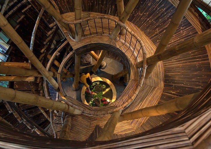 แนวคิดส่งเสริมบ้านไม้ไผ่ที่บาหลี.. ยั่งยืน สวยงาม และทนทานต่อแผ่นดินไหว 10 - bali