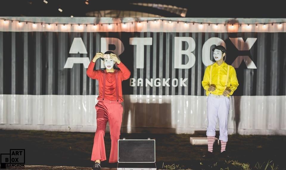 "ARTBOX Bangkokตลาดนัดรูปแบบใหม่ ""Exhibition Market"" @ Airport Link มักกะสัน 42 - 100 Share+"