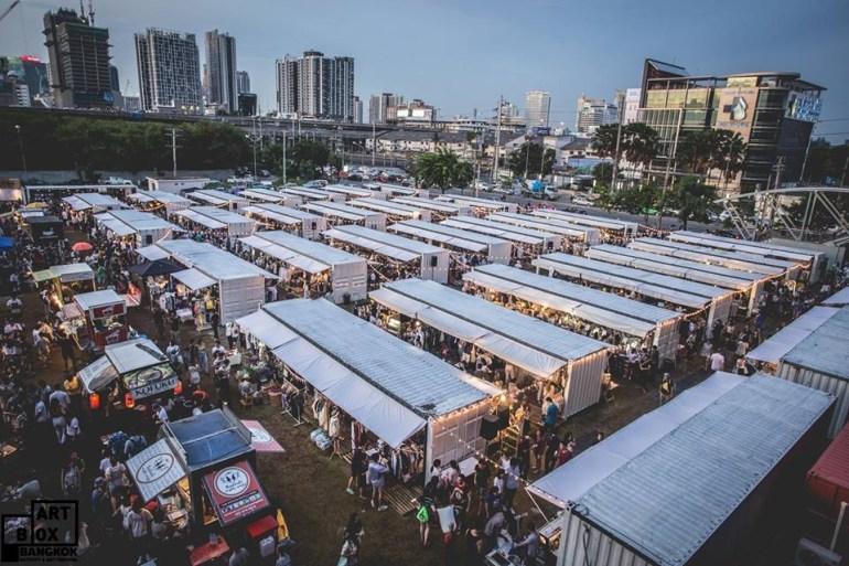 "ARTBOX Bangkokตลาดนัดรูปแบบใหม่ ""Exhibition Market"" @ Airport Link มักกะสัน 13 - 100 Share+"