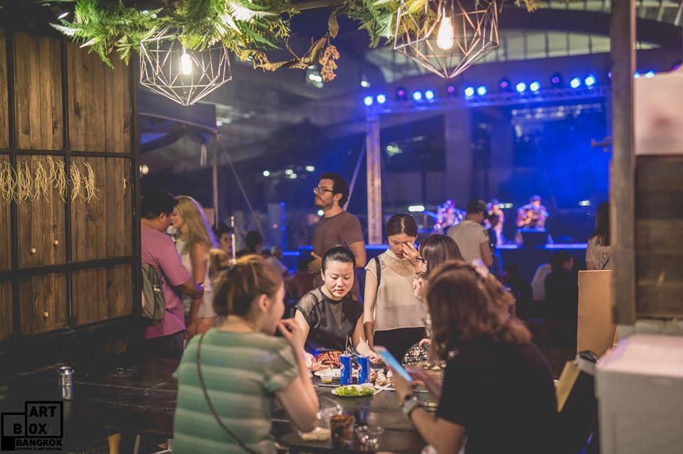"ARTBOX Bangkokตลาดนัดรูปแบบใหม่ ""Exhibition Market"" @ Airport Link มักกะสัน 25 - 100 Share+"