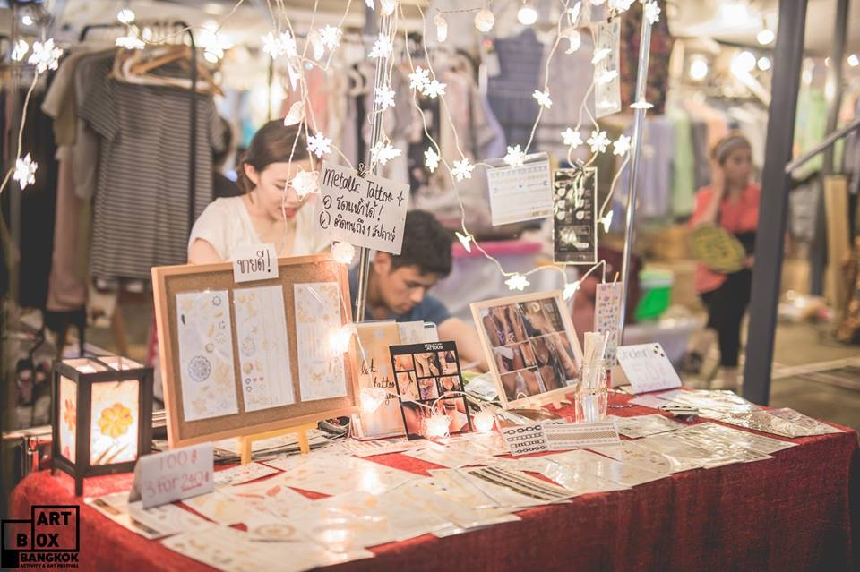 "ARTBOX Bangkokตลาดนัดรูปแบบใหม่ ""Exhibition Market"" @ Airport Link มักกะสัน 27 - 100 Share+"