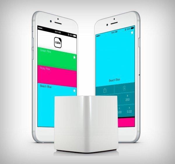 The Cube.. เก็บสีจากแรงบันดาลใจ มาใส่ Photoshop 26 - Art & Design