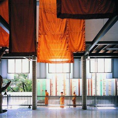 """""""พิพิธภัณฑ์ของสำนักสงฆ์พุทธโคดม จ.ชลบุรี"""" บรรยากาศแห่งความเรียบสงบ 21 - Architecture"""