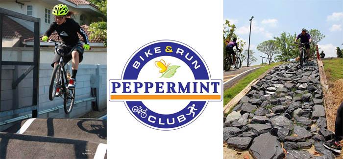 df พื้นที่สำหรับนักปั่นจักรยานที่สนุก ผจญภัยและปลอดภัย Peppermint Bike Community