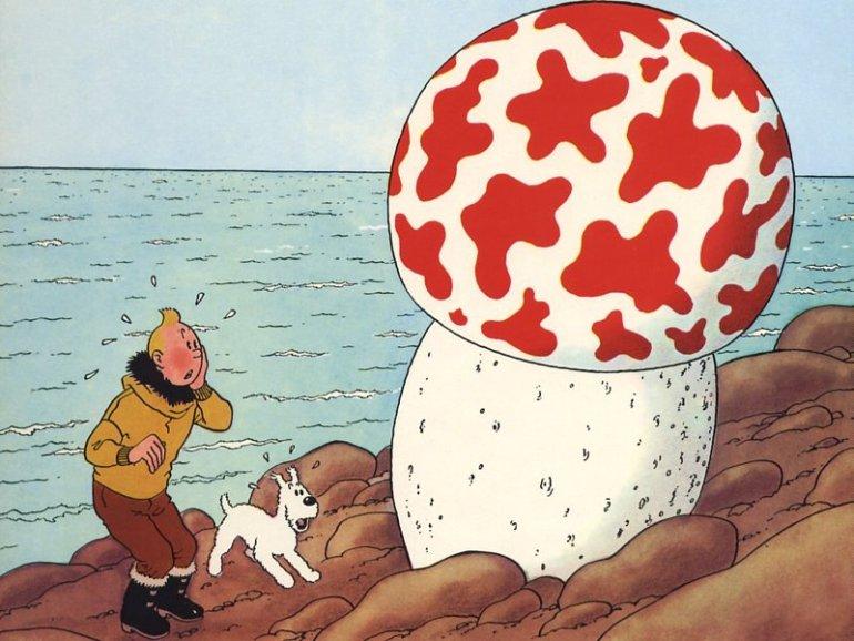 ภาพสเก็ตตินตินผจญภัย กวาดรายได้มหาศาล 13 - cartoon