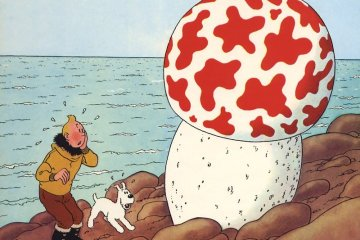ภาพสเก็ตตินตินผจญภัย กวาดรายได้มหาศาล 2 - cartoon