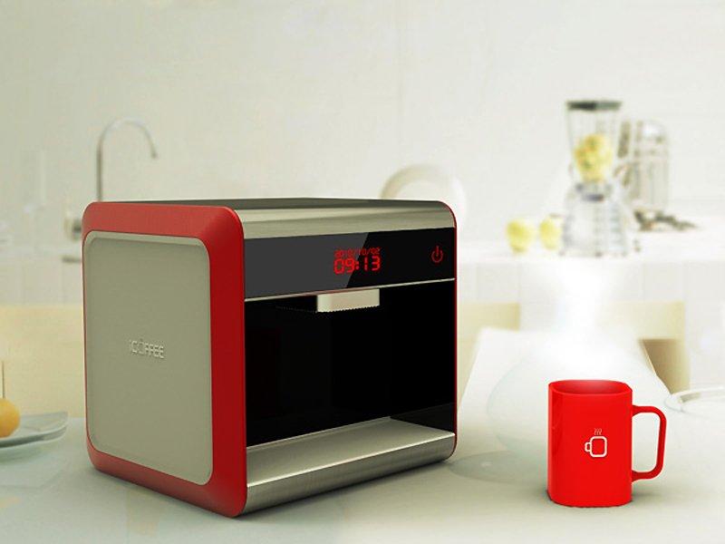 iCoffee  Coffee Machine by Huang Guanglei_0