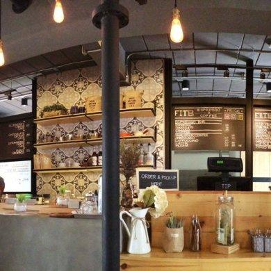 Fuel in the Blank Coffee shop คาเฟ่บรรยากาศซิลล์ๆย่านงามวงศ์วาน 16 - bangkokcafe