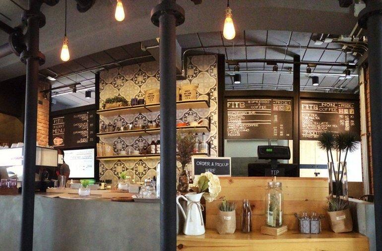 Fuel in the Blank Coffee shop คาเฟ่บรรยากาศซิลล์ๆย่านงามวงศ์วาน 27 - Coffee