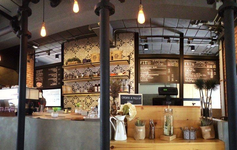 Fuel in the Blank Coffee shop คาเฟ่บรรยากาศซิลล์ๆย่านงามวงศ์วาน 13 - bangkokcafe